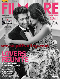 Filmfare Magazine January 11, 2017