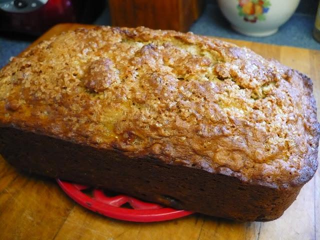 Coffee Tea Books And Recipes Breakfast Banana Bread