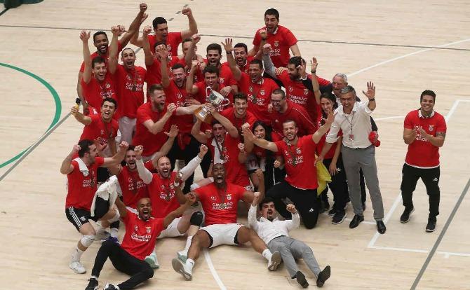 Blogs Benfica Campeão Nacional de Voleibol 2018/19