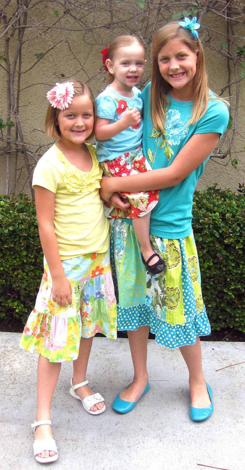craft sew create easter outfits