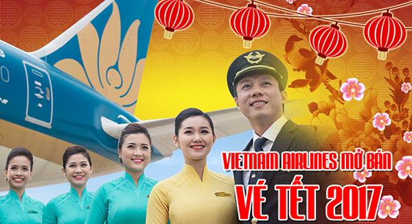 Vé máy bay Vietnam Airlines Đà Nẵng đi Hải Phòng Tết 2017