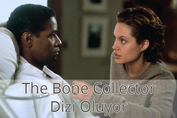 The Bone Collector Dizi Oluyor