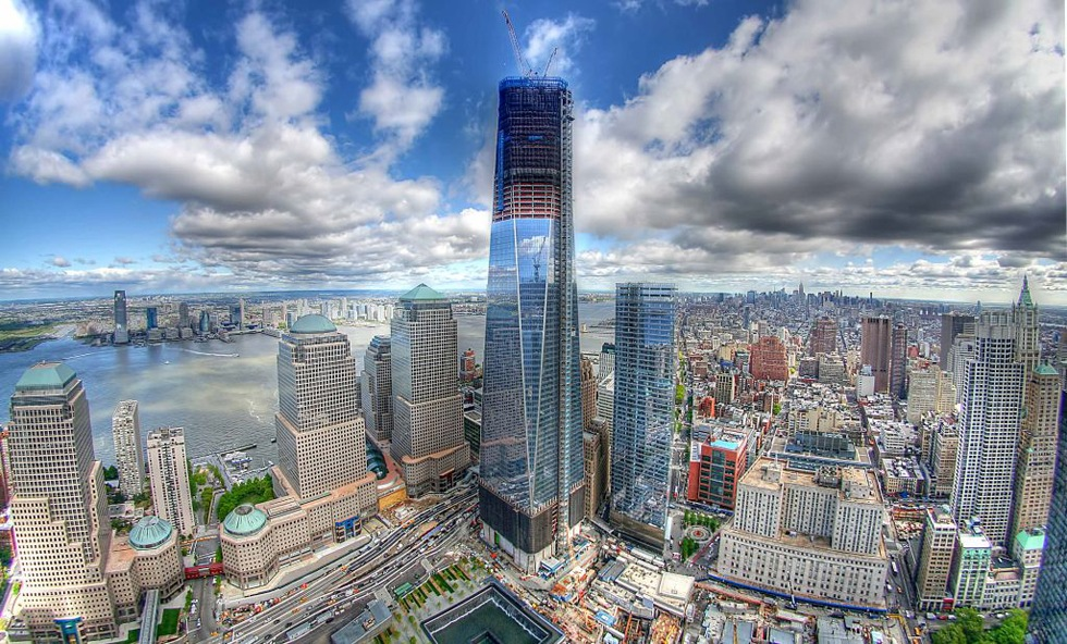 One World Trade Center - Duas Torres - Memorial atentado 11 de setembro