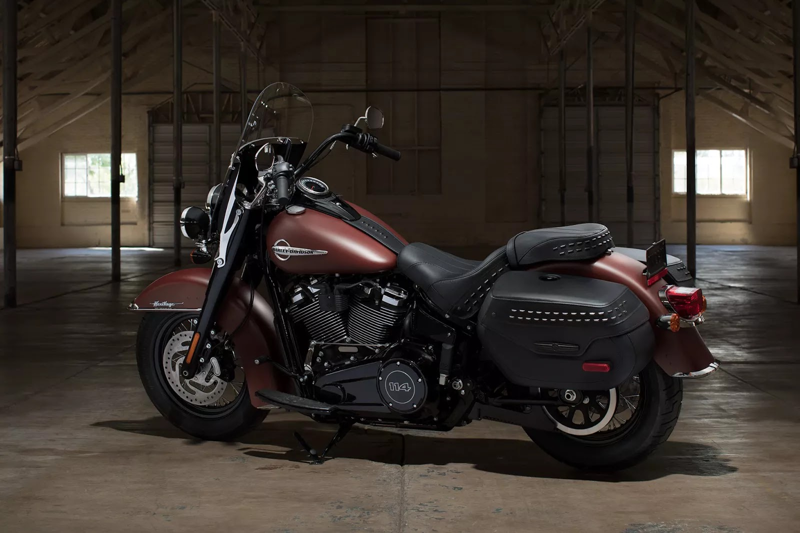 biker excalibur II: 2018 Harley-Davidson Heritage Classic