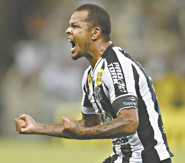 Ceará bate o Joinville e volta a vencer na Série B