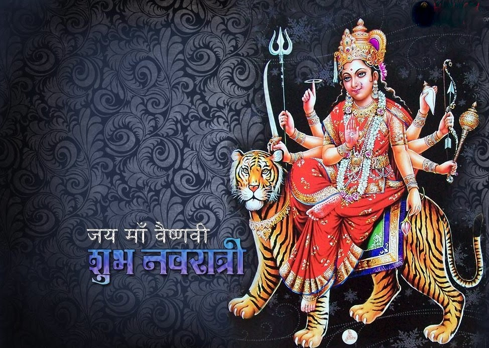 Happy Navratri Subh Navratri Wallpaper Images Greetings Fb Cover FB DP Whatsapp Phots