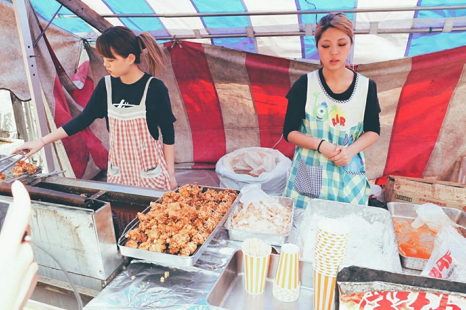 street food in kyoto japan