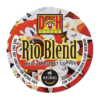 CoffeeCow Reviews Diedrich Rio Blend Coffee K-Cups