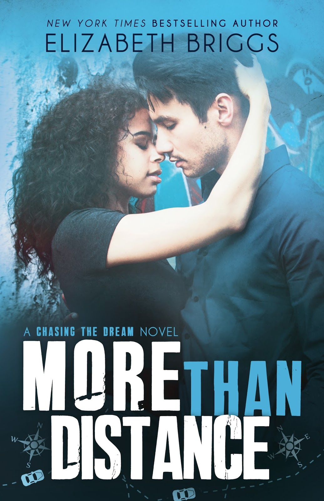 More Than Distance (Chasing the Dream #5) by Elizabeth Briggs