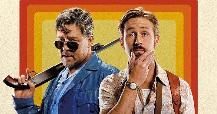 Dos buenos tipos - Russell Crowe y Ryan Gosling protagonizan la nueva comedia de acción de Shane Black.