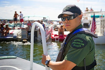 New Michigan DNR conservation officers put to the test with 18-week field training