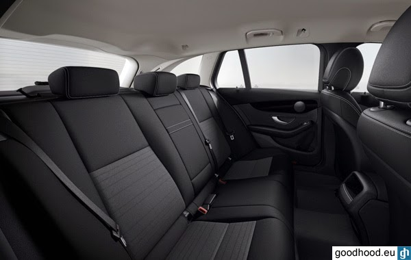 Audi Q5 Length >> Mercedes-Benz C-Class Estate W205 2014 price, specs / fuel consumption, dimensions, performance ...