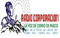 Radio Corporación Cerro de Pasco en vivo