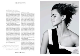 Emma Watson covers ELLE - Québec (April 2017)