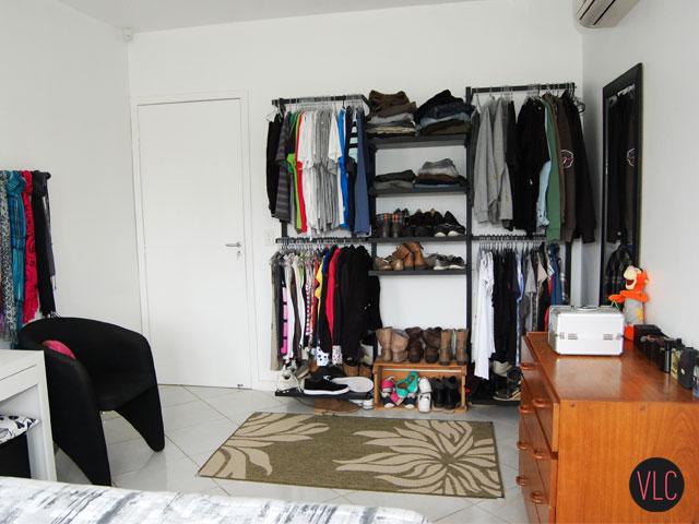 Nosso closet