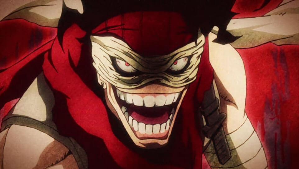 Ayo Kenalan Dengan Penjahat Dari Anime Boku No Hero Academia