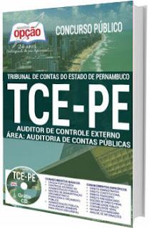 Apostila TCE-BA 2017 Auditor de Controle Externo