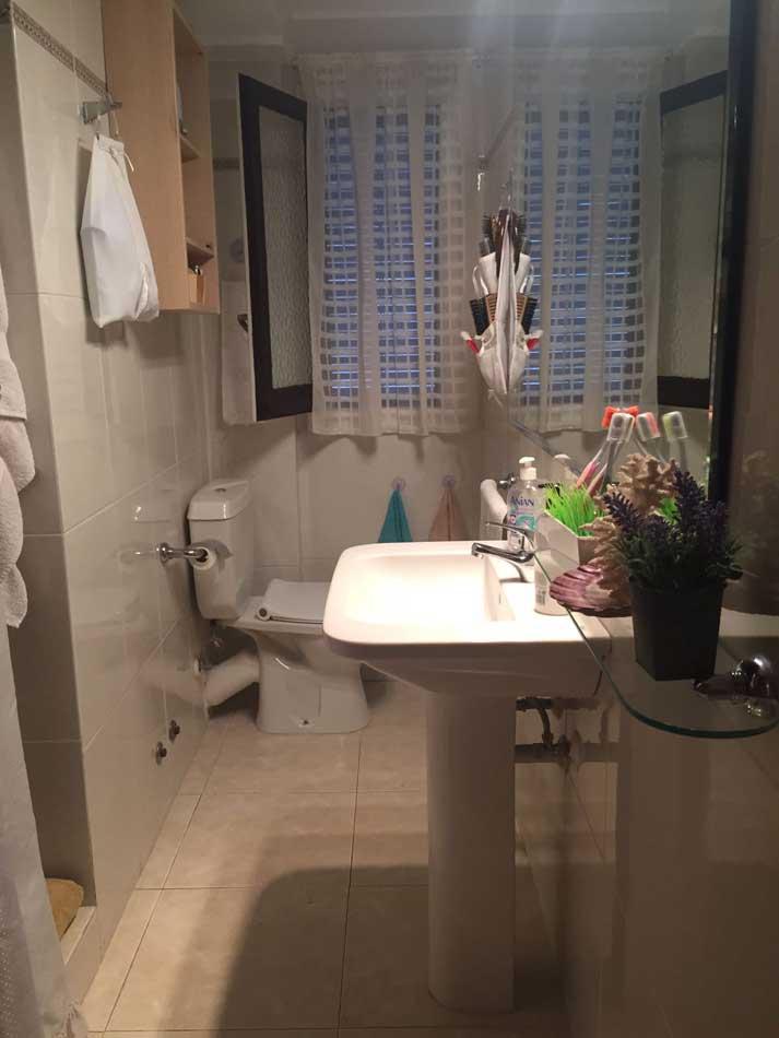 piso en venta pau gumbau castellon wc