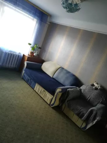На изображении Аренда двухкомнатной квартиры Радиорынок, Ушинского 5 5