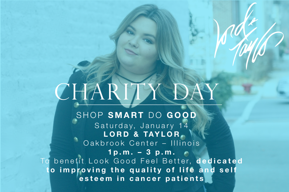 lord & Taylor, charity day, chicago blogger, fashion blogger, natalie craig, natalie in the city, look good feel better, oakbrook center, plus size fashion, midwest blogger