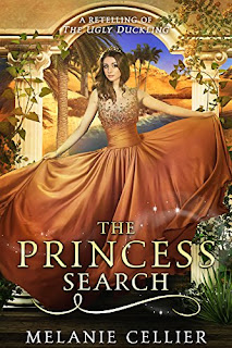 The Princess Search - Melanie Cellier