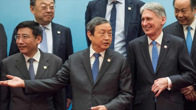 China y Reino Unido impulsarán 'Era Dorada' de sus cooperaciones