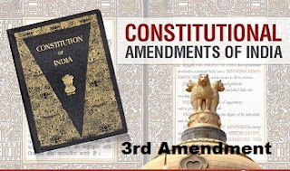 3rd Amendment in Constitution
