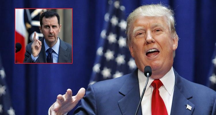 كلام لا يصدق الأن من بشار الاسد بعد فوز ترامب برئاسة أمريكا
