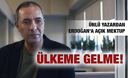 """Cezayir'li yazardan """"Erdoğan'a açık mektup"""""""