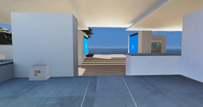 Skyloft: il nuovo ambiente di Windows Mixed Reality su Windows 10 April Update (video)