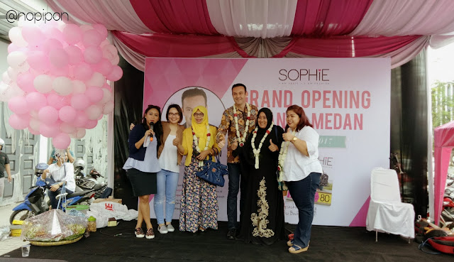 [Event] Grand Opening Sophie Paris branch Medan - I am Paris I am Fashion