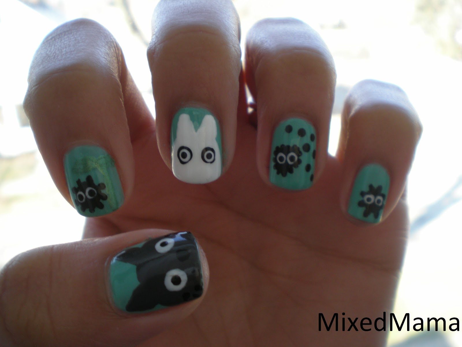 MixedMama: My Neighbor Totoro