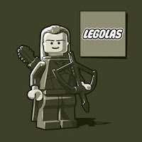 Funny Lord of the Rings Legolas Hobbit