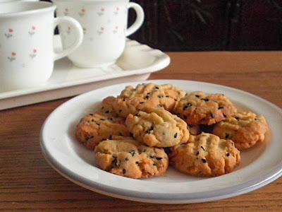 bread crumb cookies recipe  @ treatntrick.blogspot.com