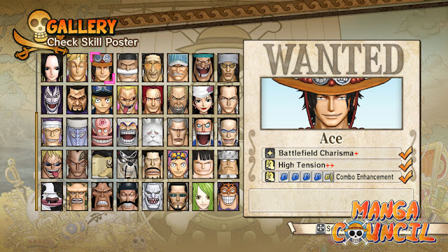 One Piece Pirate Warriors 3 Save Game All Treasure Event Unlocked