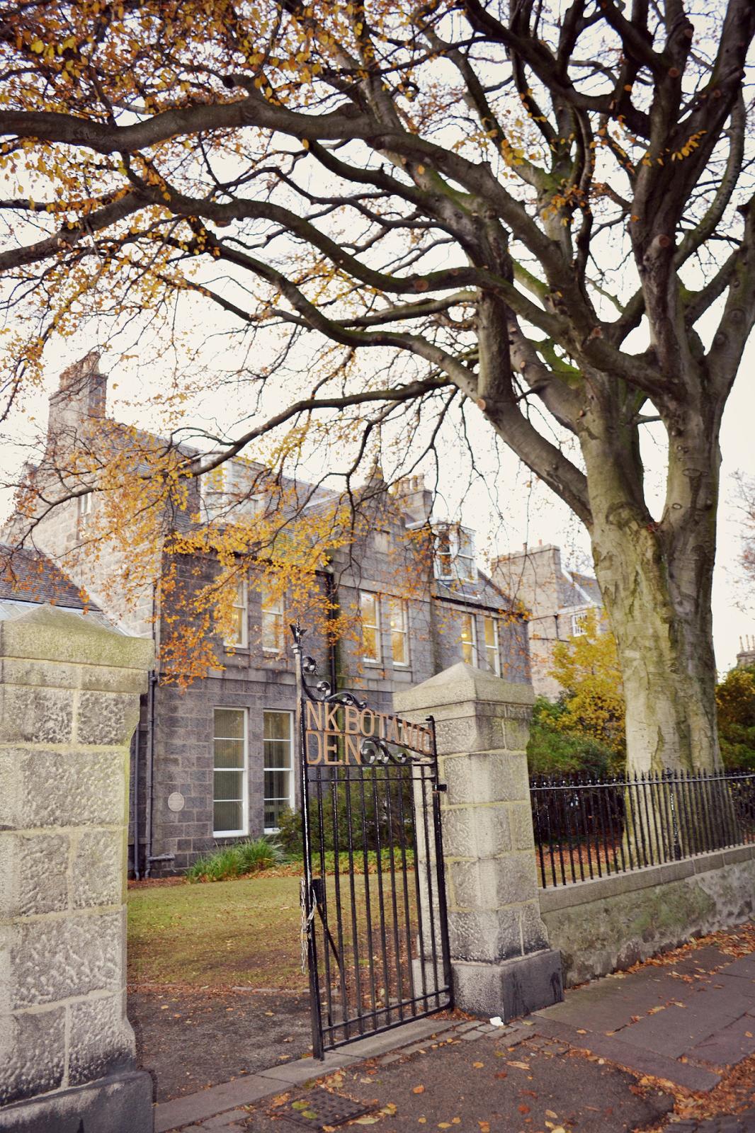 Aberdeen blogger, Aberdeen city travel guide