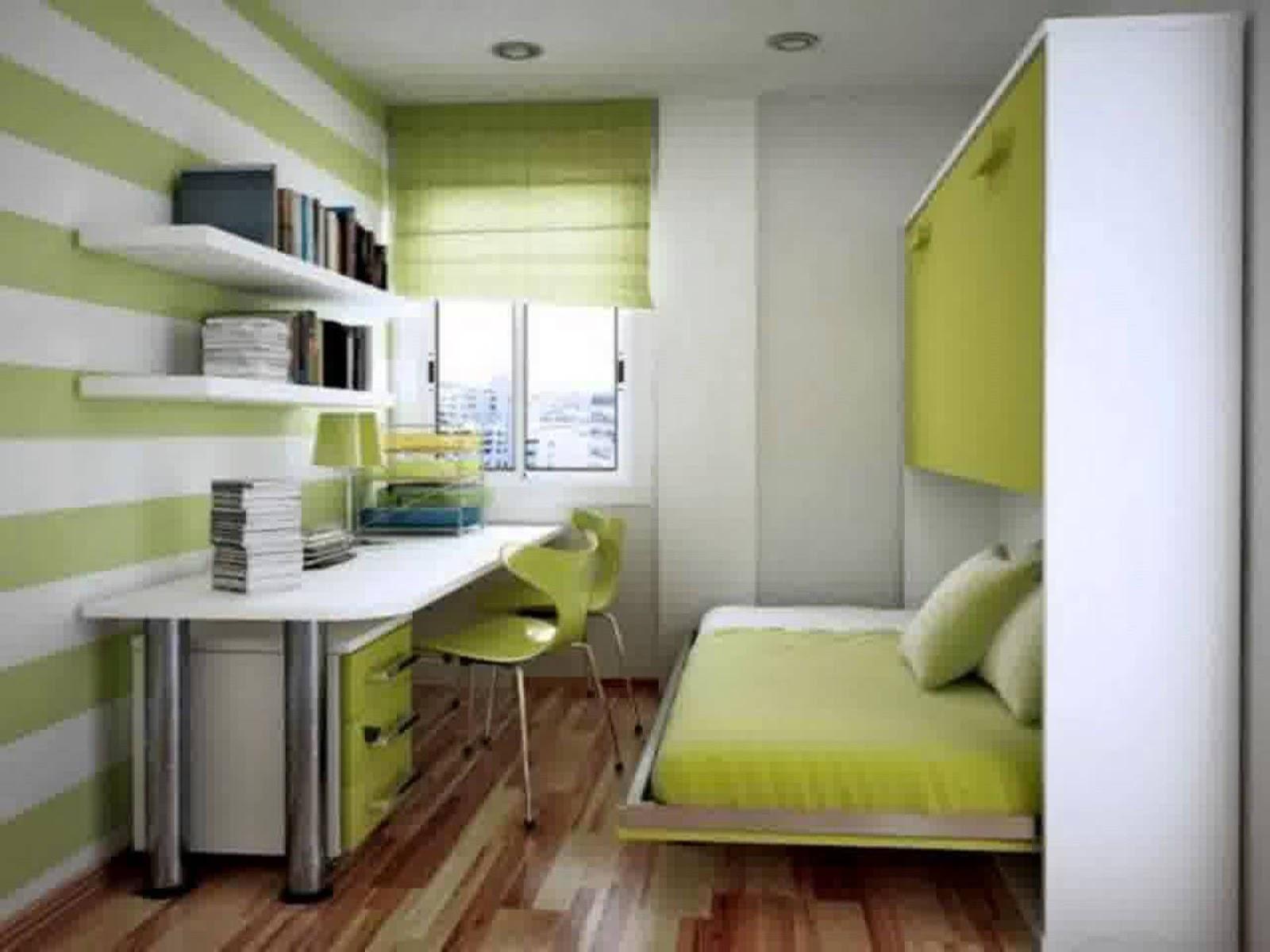 contoh desain kamar ukuran 2x3 meter model rumah unik