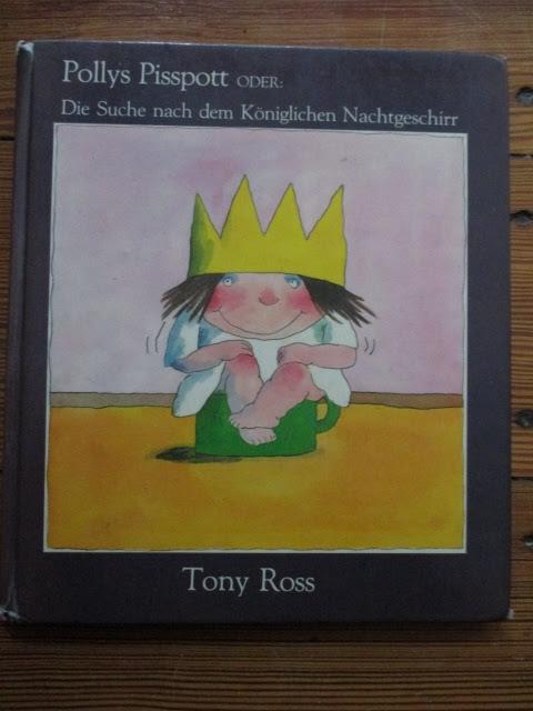 La pequeña princesa, Tony Ross