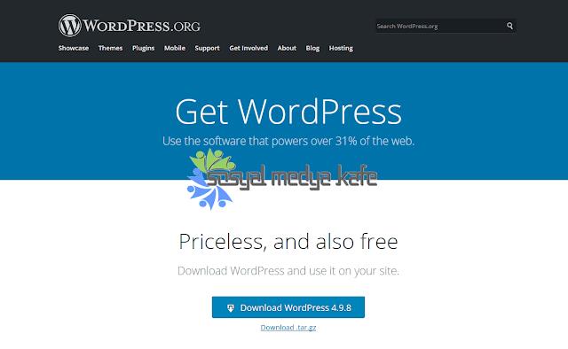 Wordpress.org Nedir