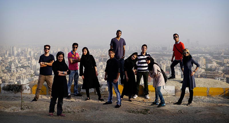 Как одеваться в Иране? IRAN FAQ: все, что нужно знать про Иран в блоге itdalee.ru