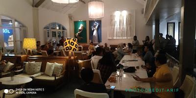 Buka Bersama dan Gathering di Batik Restaurant, Seminyak Bali