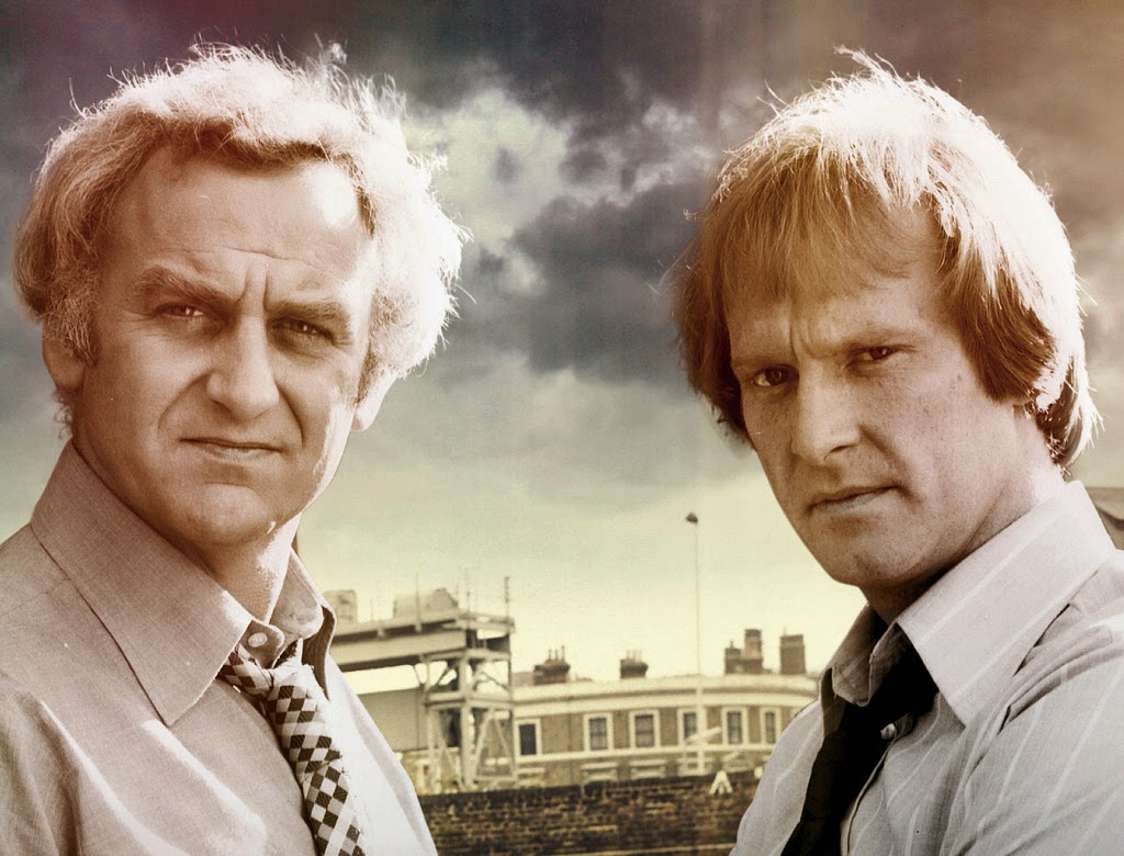 """Avengers in Time: 1975, Television: """"The Sweeney"""""""