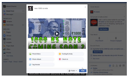 How to Embed Youtube Video On Facebook - ArkanPost