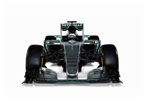 Mercedes AMG Petronas W07 2016 F1 Wallpaper