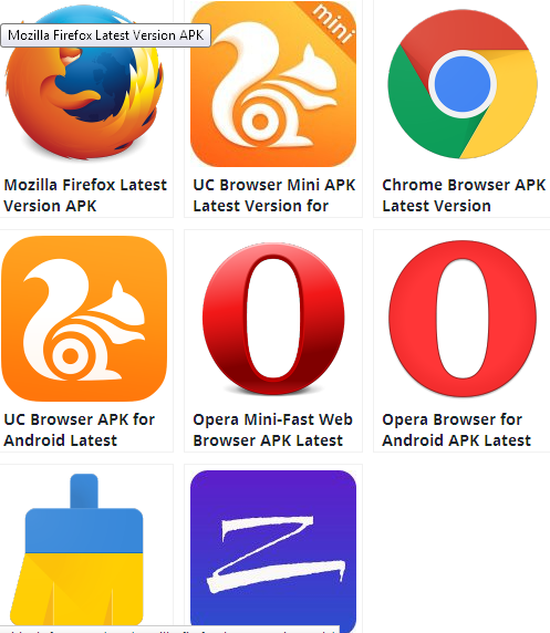 Firfox latest V41.0 (2015091726) for Android Free Download