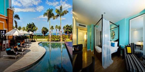 Top 5 star hotels in Pattaya