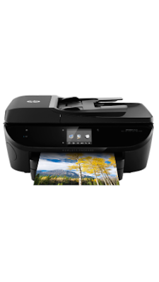 HP ENVY 7640 Printer Driver Download & Wireless Setup