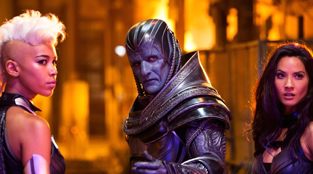 vFakta, Foto dan Video X-MEN APOCALYPSE