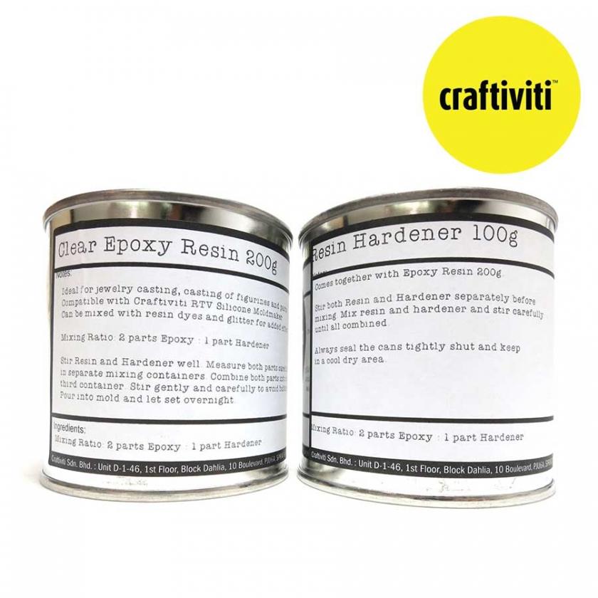craftiviti: EPOXY RESIN VS POLYESTER RESIN