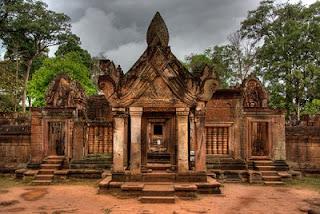 Places Banteay Srei
